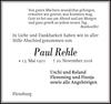 Paul Rehle