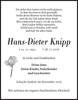 Hans-Dieter Knipp