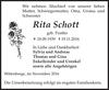 Rita Schott