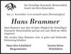 Hans Brammer