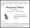 Margarete Düben