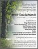 Peter Stackebrandt