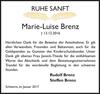 Marie-Luise Brenz