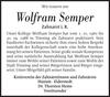 Wolfram Semper