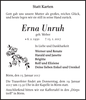 Erna Unruh