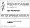 Ilse Federsel