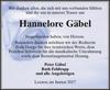 Hannelore Gäbel