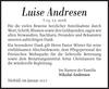Luise Andresen