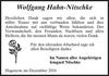 Wolfgang Hahn-Nitschke