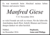 Manfred Giese