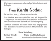 Karin Godow