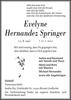 Evelyne Hernandez Springer