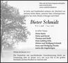 Dieter Schmidt