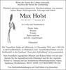 Max Holst