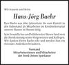 Hans-Jörg Baehr