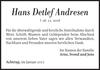 Hans Detlef Andresen
