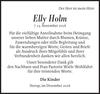Elly Holm