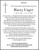 Harry Unger