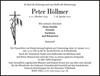 Peter Höllmer