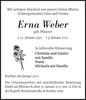 Erna Weber