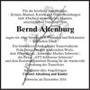 Bernd Altenburg