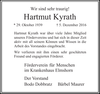 Hartmut Kyrath