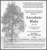 Lieselotte Holst