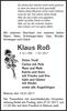 Klaus Roß