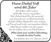 Hans-Detlef Voß