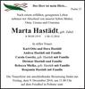 Marta Hastädt