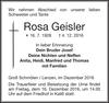Rosa Geisler