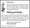Hildegard Radke