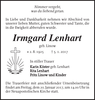 Irmgard Lenhart
