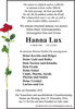 Hanna Lux
