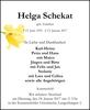 Helga Schekat