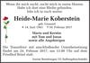 Heide-Marie Koberstein