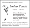 Lothar Tonak
