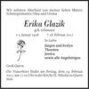 Erika Glazik