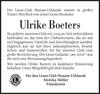 Ulrike Boeters