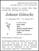Johann Göttsche