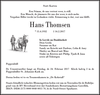 Hans Thomsen