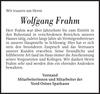 Wolfgang Frahm
