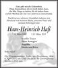 Hans-Heinrich Haß