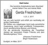 Gerda Friedrichsen