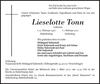 Lieselotte Tonn