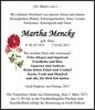 Martha Mencke