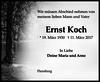 Ernst Koch