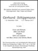 Gerhard Schippmann