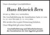 Hans-Heinrich Bern