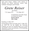 Grete Reiser
